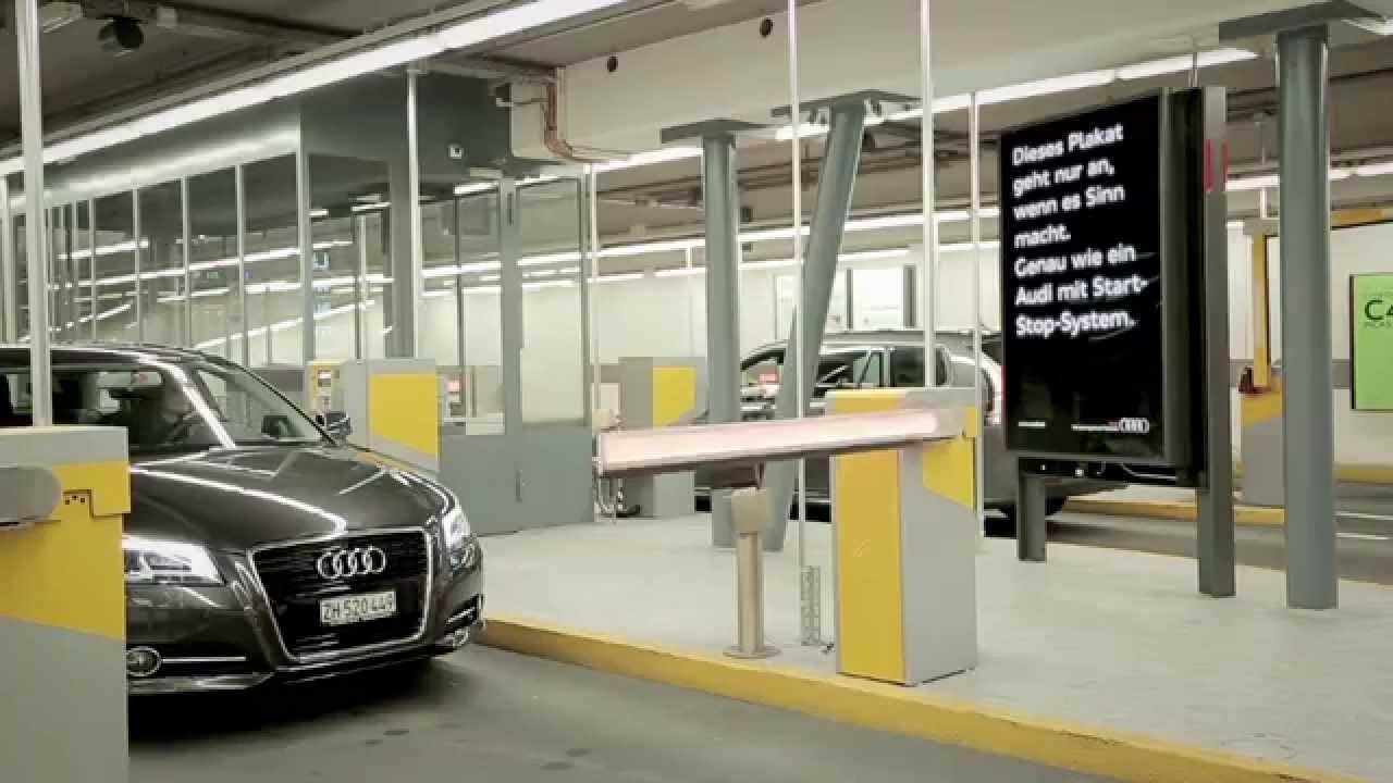 Audi: Start-Stop-System (Case) - YouTube