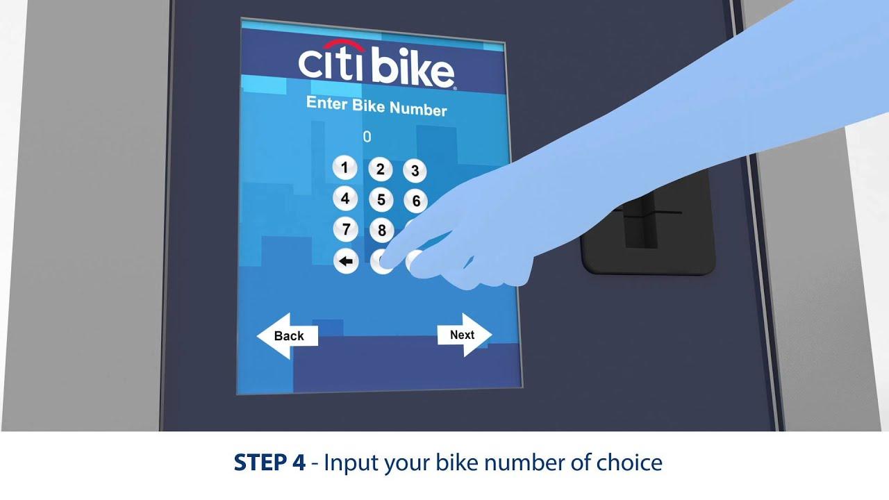 Citi Bike Miami >> Citibike Miami Casual User How To Unlock Bike