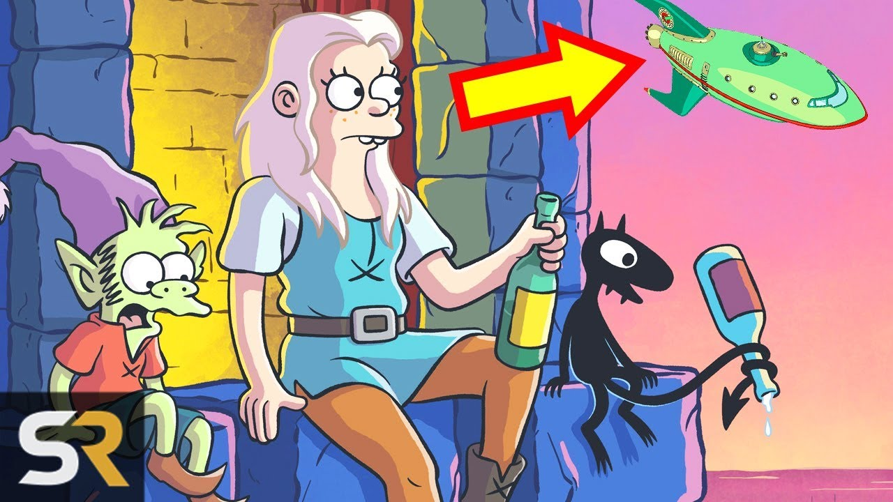 Disenchantment Theory: Is The Netflix Series Set In The FUTURE?
