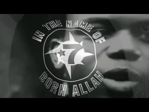 """BORN ALLAH """"HARDCORE RIGHTEOUSNESS"""" (WHO IS ALLAH'S FIVE PERCENT?)"""