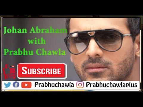 Seedhi Baat John Abraham with Prabhu Chawla