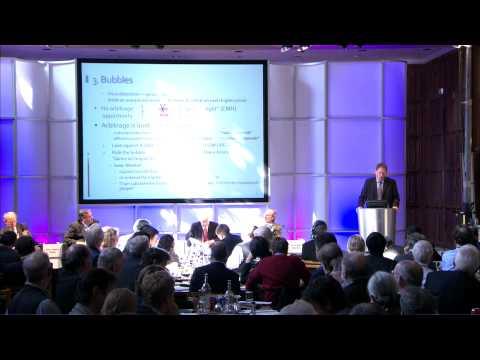Markus Brunnermeier - Efficient Market Hypothesis, Bubbles and Liquidity