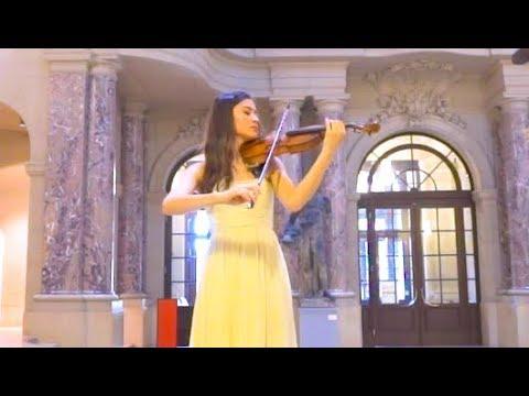 J. S. Bach G-minor Sonata no. 1: Presto | Sumina Studer