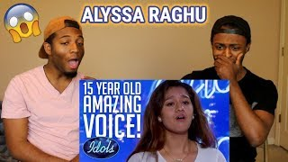 Alyssa Raghu Covers Ariana Grande for Her Audition - American Idol 2018 (REACTION)
