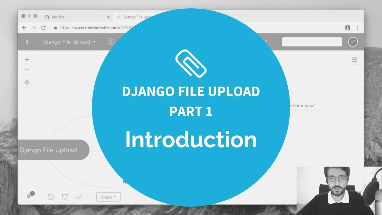 Introduction - Django File Upload Tutorial - Part 1