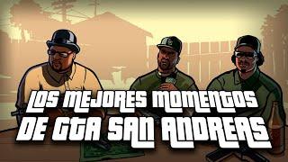 Los 5 Momentos Más Épicos en GTA San Andreas