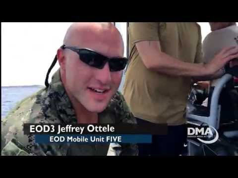EOD Techs Come to Guam for TriCrab 2016