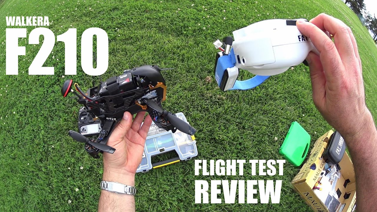 Buy walkera f210 professional racer quadcopter drone w/ devo 7 transmitter 700tvl night vision camera osd ready to fly set mode 2: helicopters.