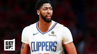 Anthony Davis to the Clippers trade scenarios | Get Up!