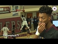 LaMelo Ball gets CHALLENGED by Jordan Brown : Chino Hills vs Woodcreek