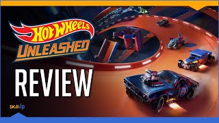 I recommend: Hot Wheels Unleashed (Video Game Video Review)