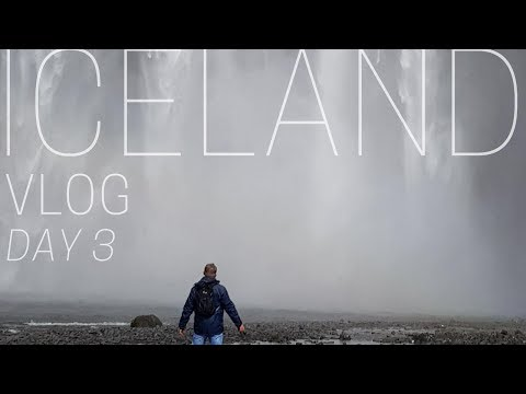 ICELAND VLOG 2018 PART 3 | SOUTH COAST ROAD TRIP | EATING OUT IN REYKJAVIC, FOOD AND PRICES