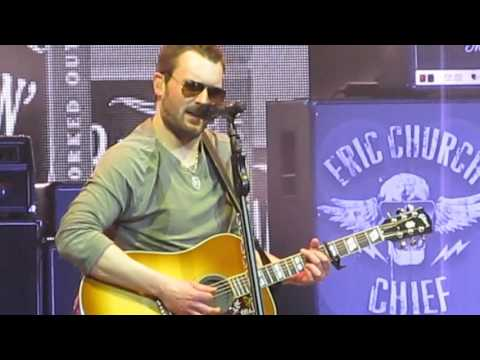 Eric Church - Drink In My Hand (Live in Glasgow, Scotland)