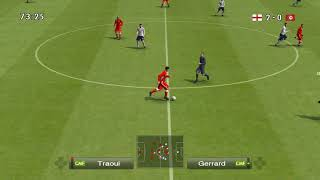ЧМ-2018 Англия - Тунис  || Матч 14 | 2 тайм [PES-2009]