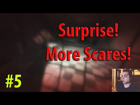 Outlast: Surprise! More Scares!