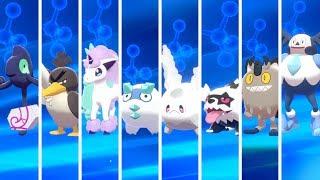 Pokémon Sword & Shİeld - How to Evolve All Galar Pokémon