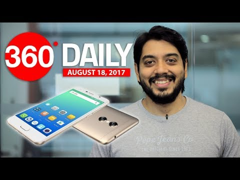 Micromax Evok Dual Note Launched, Vishal Sikka Resigns as Infosys CEO (Aug 18, 2017)