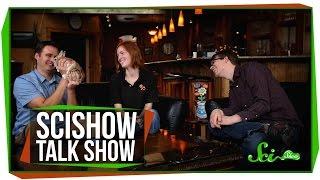 SciShow Talk Show: Animal Adaptaions with Biologist Jeff Good & Jessi Knudsen Castañeda
