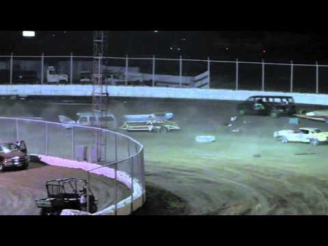 Kennedale Speedway Park Trailer Race