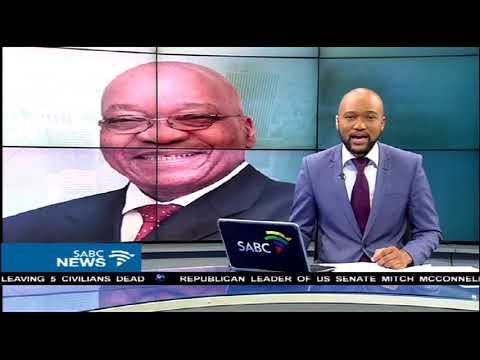 Zuma won't attend George Weah inauguration in Liberia