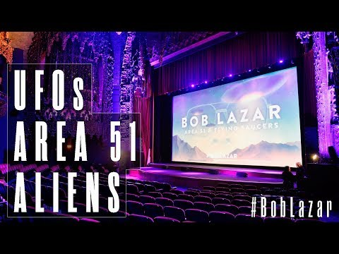 BOB LAZAR : OFFICIAL Q&A : AREA 51 & FLYING SAUCERS Mp3