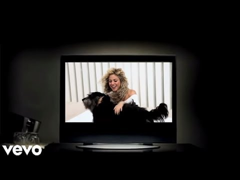 Shakira ft Blake Shelton - Medicine (Music Video)