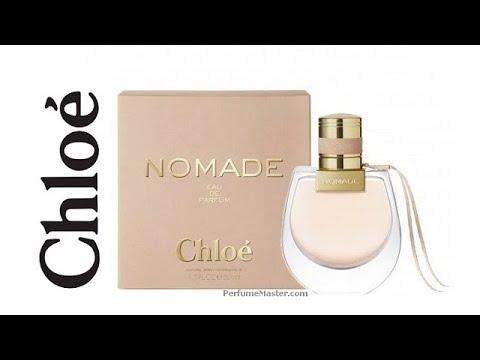 Chloe Nomade Perfume - YouTube