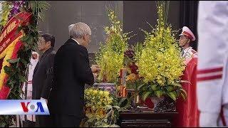 Truyền hình VOA 27/9/18: GS Úc: Tân Chủ tịch VN có thể là Bộ trưởng Quốc phòng