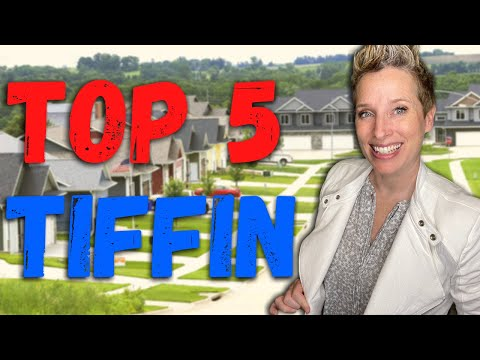 Top 5 Reasons To Move To Tiffin | Moving To The Iowa City Area