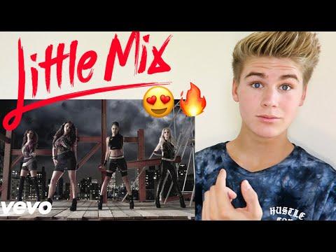 LITTLE MIX - DNA *BEST REACTION* 2017 MUST WATCH
