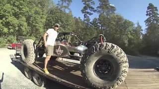 Fast FZ09   Insane Rock CRAWLER   Off Road Beast!