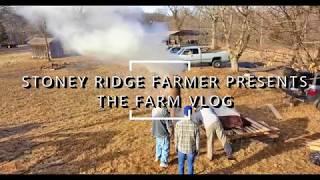 Appalachian Heritage Old Timey Hog Killing...Killing and scalding day 1 of 3 thumbnail