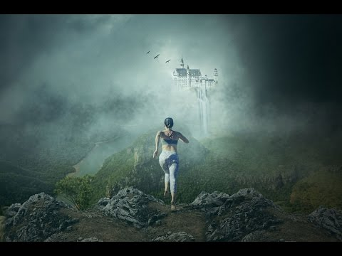 Jump of Life-Photo Manipulation-easy Photoshop Compositing Tutorial for Beginners