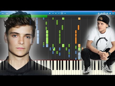 [IMPOSSIBLE] Martin Garrix & The Federal Empire – Hold On And Believe (Max Pandèmix Piano)
