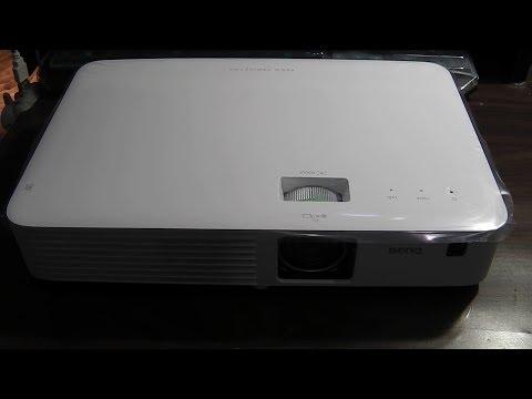 BenQ CH100 Full HD LED 短焦顏值投影機 玩具開箱文