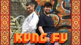 Jon & Ethan Learn Kung Fu