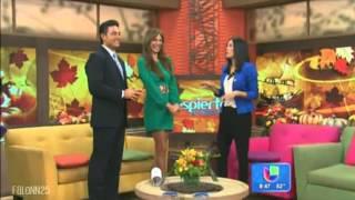 Blanca Soto y Fernando Colunga en DA [COMPLETA] 27.11.13