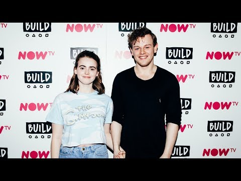 Callum Woodhouse And Daisy Waterstone Talk