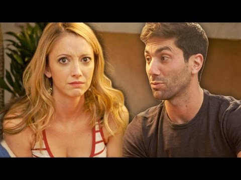 FANTASY SEX VS. REAL SEX with Nev Schulman | Taryn Southern