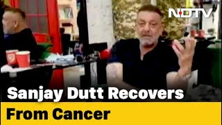 Sanjay Dutt Writes About His Recovery On Twins Shahraan And Iqra's Birthday