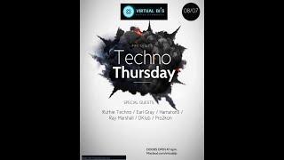 VDJs Techno Thursday | DKLUB Live