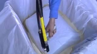 storopack foamplus handpacker foam in place video mobile 1