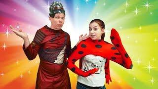 Видео Челлендж - Конкурс костюмов - Игры одевалки