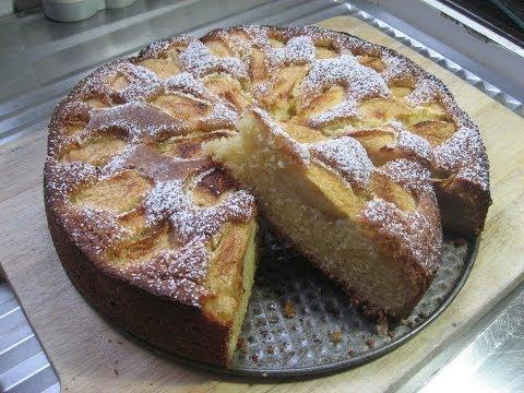 pâtisserie---gâteau-aux-pommes-façon-grand-mère