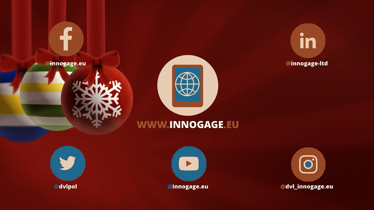 From our bubble to yours ! innogage.eu marvel style intro.