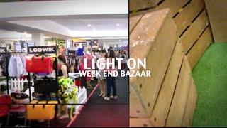 Lights On Weekend Bazaar Surabaya 2K15