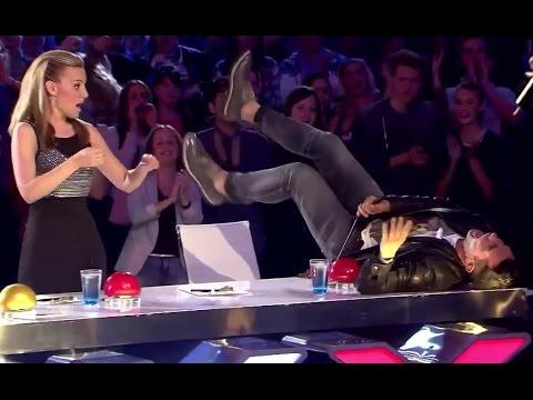 SEXY & UNEXPECTED Auditions EVER Make Judges JAW Drop & Go CRAZY! + 10 Sec Prank BONUS :)