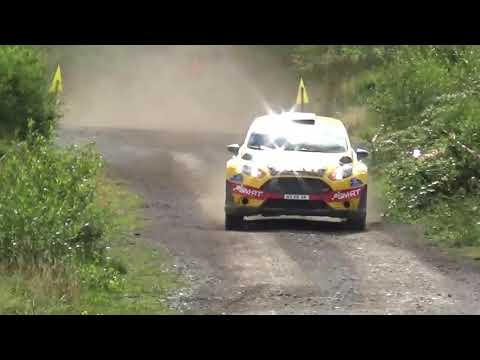 JIM WALSH CORK FORESTRY RALLY 2018