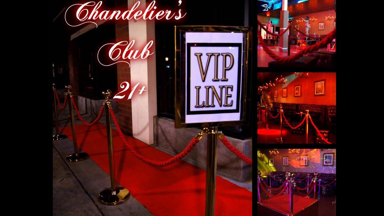 Chandeliers Club 21+ - YouTube