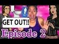 I accidentally walked into THE BOYS BATHROOM!!! 😵😵😵 - Mean Girls: Senior Year Episode #2